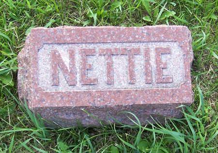 PORTER, NETTIE - Shelby County, Iowa | NETTIE PORTER
