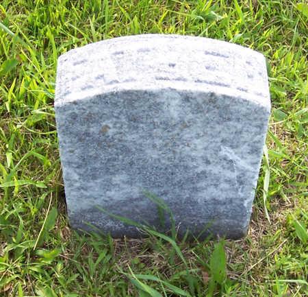 POTTS, GEORGE W. (FATHER) - Shelby County, Iowa   GEORGE W. (FATHER) POTTS