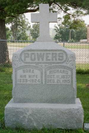 POWERS, RICHARD D. - Shelby County, Iowa | RICHARD D. POWERS