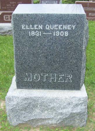 BURNS QUEENEY, ELLEN - Shelby County, Iowa   ELLEN BURNS QUEENEY