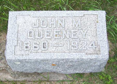 QUEENEY, JOHN M. - Shelby County, Iowa   JOHN M. QUEENEY
