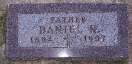 QUINN, DANIEL N. - Shelby County, Iowa   DANIEL N. QUINN