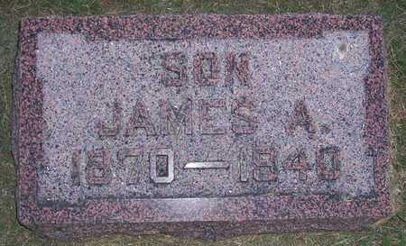 QUINN, JAMES A. - Shelby County, Iowa | JAMES A. QUINN