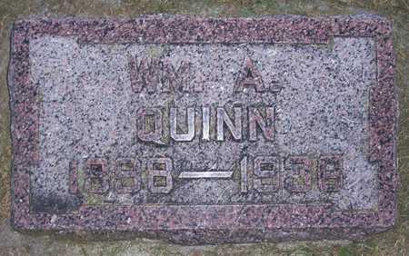 QUINN, WILLIAM A. - Shelby County, Iowa | WILLIAM A. QUINN