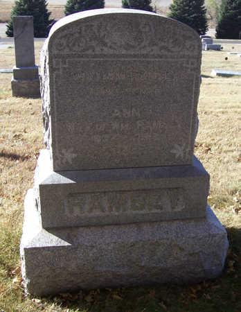 RAMSEY, WILLIAM - Shelby County, Iowa | WILLIAM RAMSEY