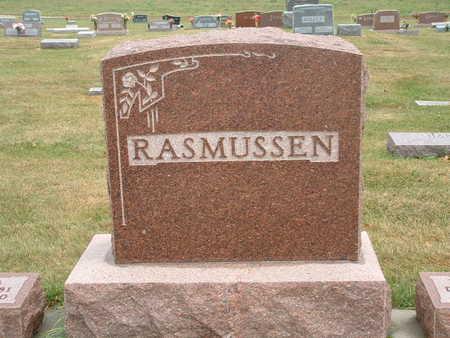 RASMUSSEN, ALFRED - Shelby County, Iowa | ALFRED RASMUSSEN