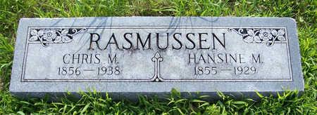 RASMUSSEN, CHRIS M. - Shelby County, Iowa | CHRIS M. RASMUSSEN