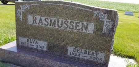 RASMUSSEN, DELBERT - Shelby County, Iowa   DELBERT RASMUSSEN