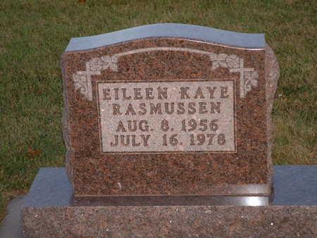 RASMUSSEN, EILEEN KAYE - Shelby County, Iowa   EILEEN KAYE RASMUSSEN