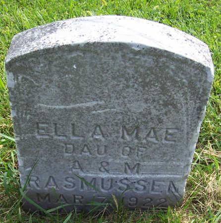 RASMUSSEN, ELLA MAE - Shelby County, Iowa | ELLA MAE RASMUSSEN