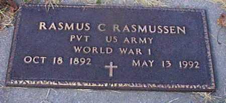 RASMUSSEN, RASMUS C. - Shelby County, Iowa | RASMUS C. RASMUSSEN