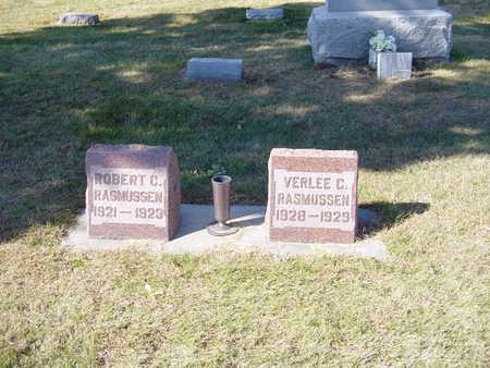 RASMUSSEN, VERLEE C - Shelby County, Iowa | VERLEE C RASMUSSEN