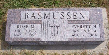 RASMUSSEN, EVERETT H. - Shelby County, Iowa | EVERETT H. RASMUSSEN