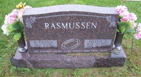RASMUSSEN, R. GLENN - Shelby County, Iowa | R. GLENN RASMUSSEN