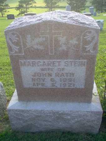 RATH, MARGARET - Shelby County, Iowa | MARGARET RATH