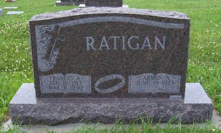 RATIGAN, CARMEN A. - Shelby County, Iowa | CARMEN A. RATIGAN