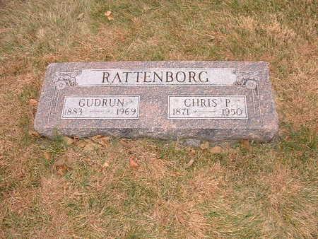 RATTENBORG, GUDRUN - Shelby County, Iowa | GUDRUN RATTENBORG
