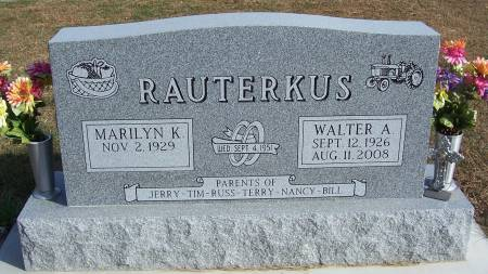 COENEN RAUTERKUS, MARILYN K. - Shelby County, Iowa | MARILYN K. COENEN RAUTERKUS