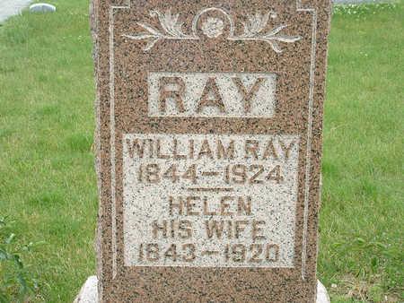 RAY, WILLIAM - Shelby County, Iowa | WILLIAM RAY