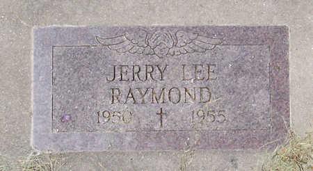 RAYMOND, JERRY LEE - Shelby County, Iowa | JERRY LEE RAYMOND