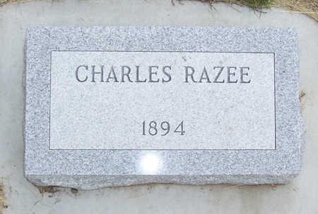 RAZEE, CHARLES - Shelby County, Iowa | CHARLES RAZEE