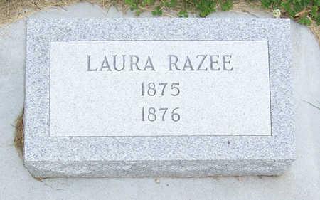 RAZEE, LAURA - Shelby County, Iowa | LAURA RAZEE