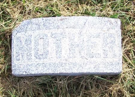 REAMS, ELIZABETH E. (MOTHER) - Shelby County, Iowa | ELIZABETH E. (MOTHER) REAMS