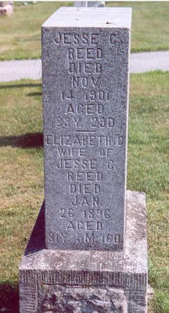 REED, JESSIE & ELIZABETH - Shelby County, Iowa   JESSIE & ELIZABETH REED