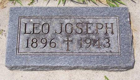 REINIG, LEO JOSEPH - Shelby County, Iowa   LEO JOSEPH REINIG
