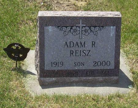 REISZ, ADAM R. - Shelby County, Iowa | ADAM R. REISZ