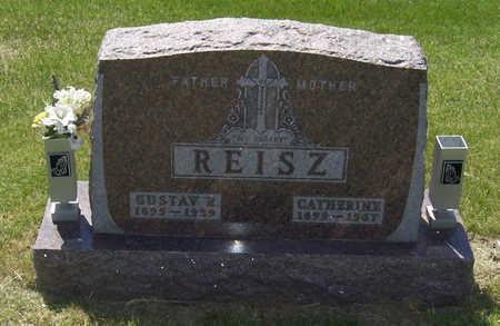REISZ, CATHERINE - Shelby County, Iowa | CATHERINE REISZ