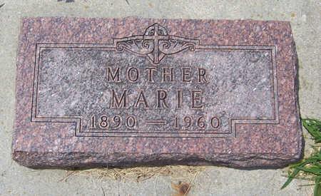 GERLACH REISZ, MARIE (MOTHER) - Shelby County, Iowa | MARIE (MOTHER) GERLACH REISZ