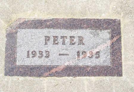 REISZ, PETER - Shelby County, Iowa   PETER REISZ