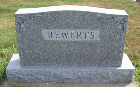 REWERTS, ANNIE, HULDA & ESTHER (LOT) - Shelby County, Iowa | ANNIE, HULDA & ESTHER (LOT) REWERTS