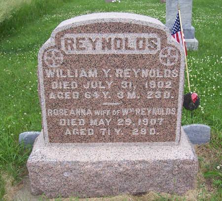 REYNOLDS, ROSEANNA - Shelby County, Iowa | ROSEANNA REYNOLDS