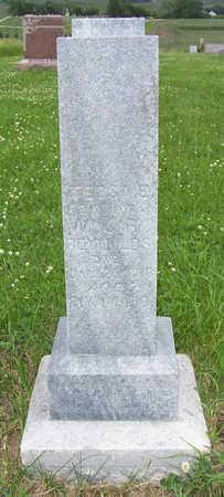 REYNOLDS, TESSA E. - Shelby County, Iowa | TESSA E. REYNOLDS
