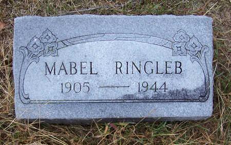 RINGLEB, MABEL - Shelby County, Iowa | MABEL RINGLEB