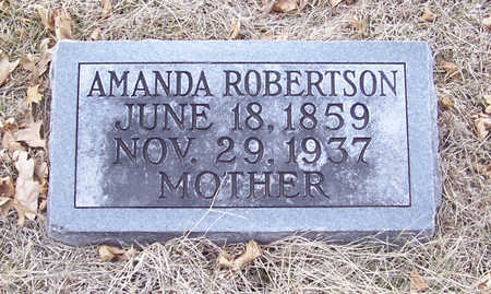ROBERTSON, AMANDA (MOTHER) - Shelby County, Iowa | AMANDA (MOTHER) ROBERTSON
