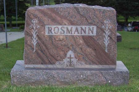 ROSMANN, GEORGE & ROSE (LOT) - Shelby County, Iowa | GEORGE & ROSE (LOT) ROSMANN