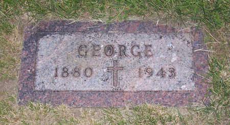 ROSMANN, GEORGE - Shelby County, Iowa | GEORGE ROSMANN