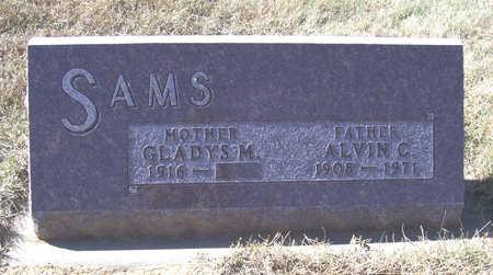 SAMS, ALVIN C. (FATHER) - Shelby County, Iowa | ALVIN C. (FATHER) SAMS