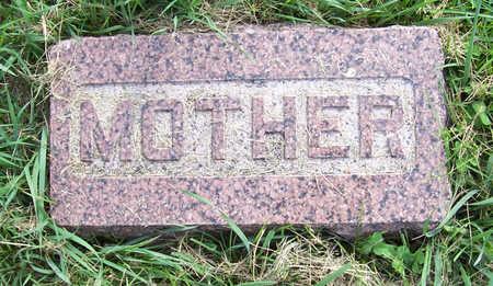 SAWYERS, STELLA M. (MOTHER) - Shelby County, Iowa | STELLA M. (MOTHER) SAWYERS
