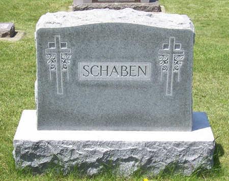 SCHABEN, ADOLPH & ANNIE (LOT) - Shelby County, Iowa | ADOLPH & ANNIE (LOT) SCHABEN