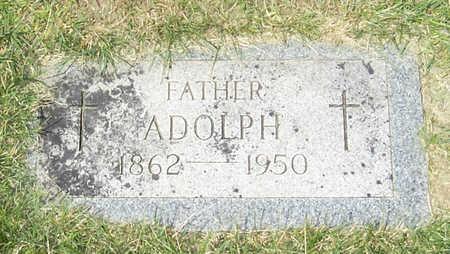 SCHABEN, ADOLPH - Shelby County, Iowa   ADOLPH SCHABEN