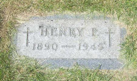 SCHABEN, HENRY P. - Shelby County, Iowa   HENRY P. SCHABEN