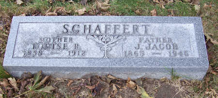 SCHAFFERT, J. JACOB (FATHER) - Shelby County, Iowa | J. JACOB (FATHER) SCHAFFERT