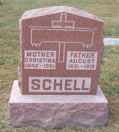 SCHELL, AUGUST - Shelby County, Iowa | AUGUST SCHELL