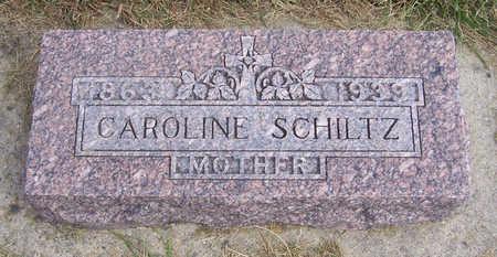 SCHILTZ, CAROLINE (MOTHER) - Shelby County, Iowa   CAROLINE (MOTHER) SCHILTZ