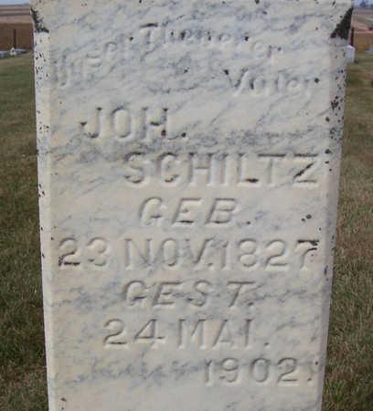 SCHILTZ, JOH. (CLOSE UP) - Shelby County, Iowa | JOH. (CLOSE UP) SCHILTZ
