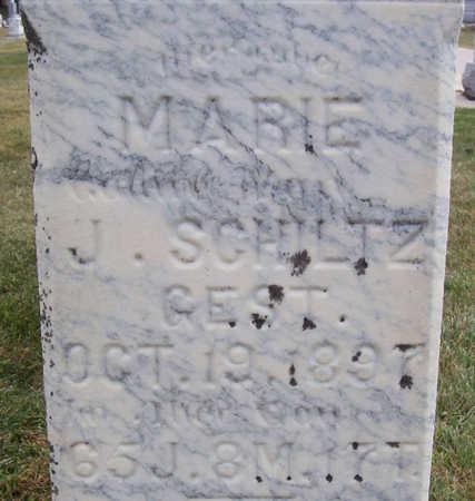 SCHILTZ, MARIE (CLOSE UP) - Shelby County, Iowa | MARIE (CLOSE UP) SCHILTZ